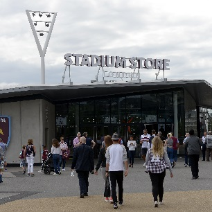 London Stadium Store open all summer