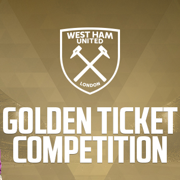 Go for your Golden Ticket on Saturday!