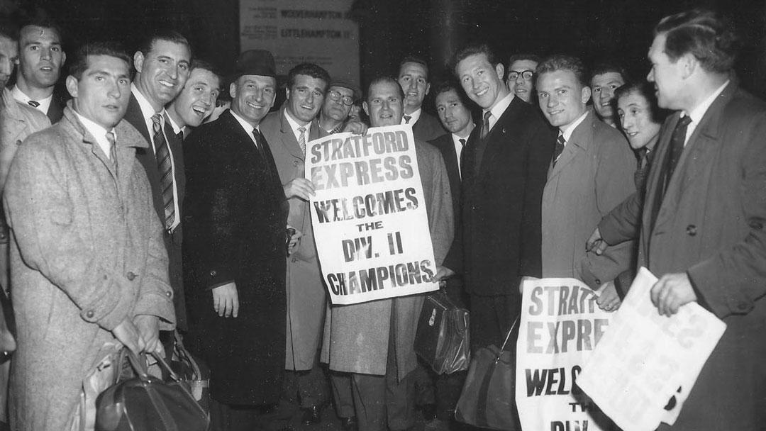 1958 promotion winners