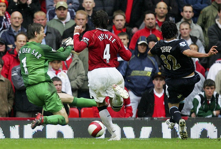 Manchester United 0 West Ham United 1 | West Ham United