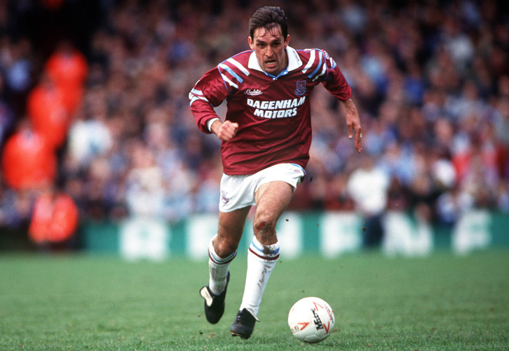 How and why I joined West Ham United - Martin Allen