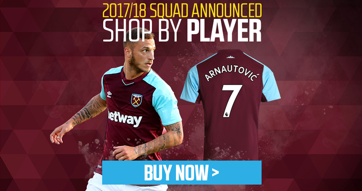 Marko Arnautovic Changes Shirt Number West Ham United
