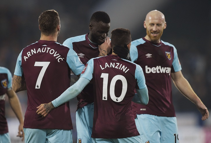 Arnautovic and Lanzini star in four-star show