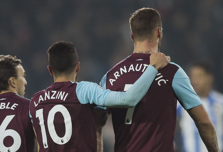 f619f35d0 Arnautovic and Lanzini - The clinical double-act inspiring the ...