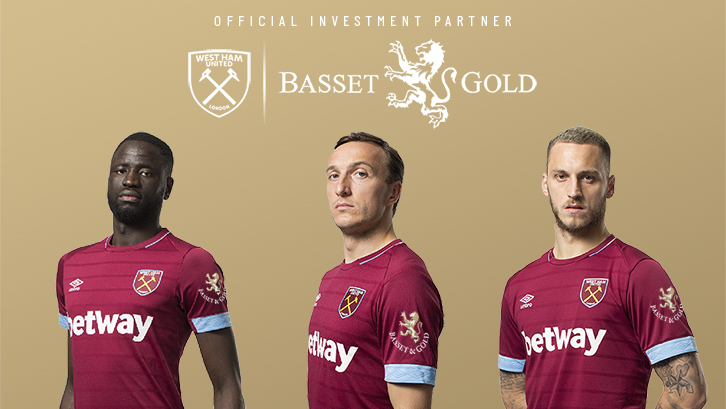 West Ham United and Basset & Gold agree new ground-breaking