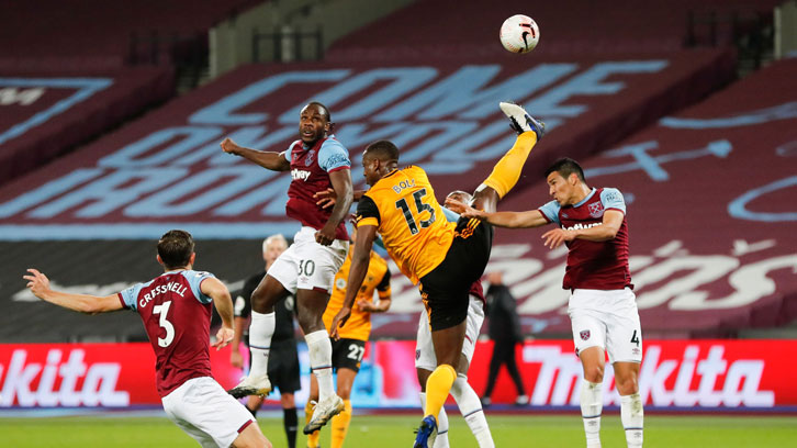Four things we loved about West Ham's win over Wolves