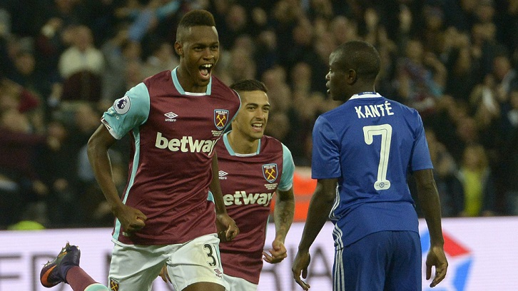 Bilderesultat for west ham chelsea
