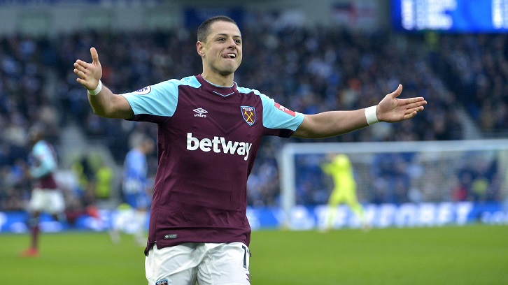 Chicharito: I'm playing for West Ham with a smile on my face ...