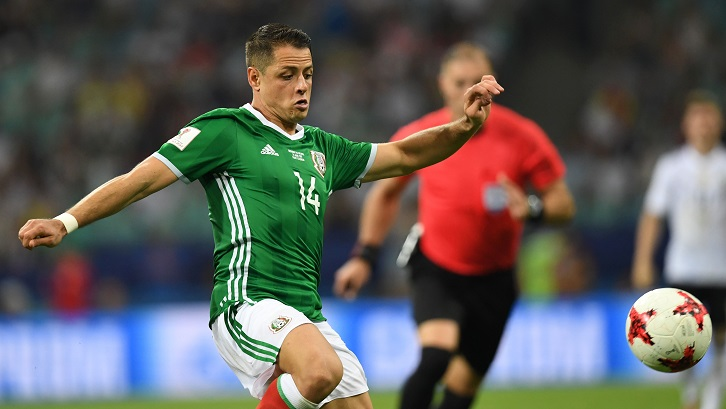 Chicharito wants to finish the 2018 FIFA World Cup qualifying campaign undefeated