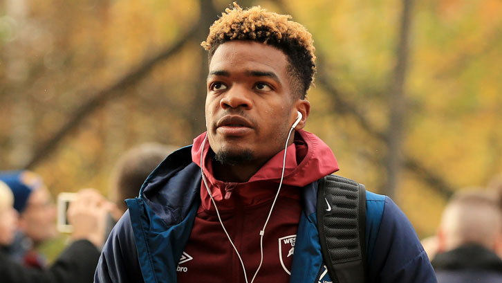 Diangana To Draw Upon Positive St James Park Memories West Ham United