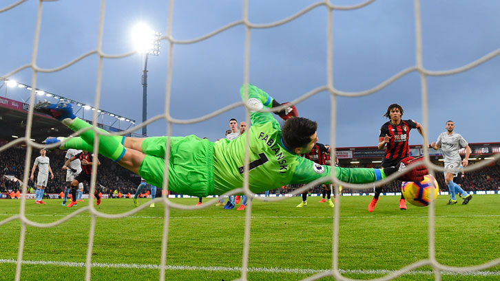 Lukasz Fabianski's superb save to deny Steve Cook ultimately counted for nothing