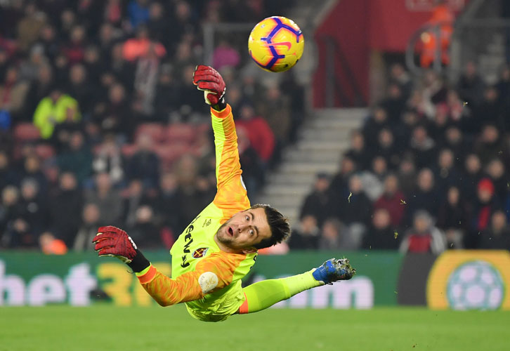 Lukasz Fabianski has impressed West Ham United legend Phil Parkes