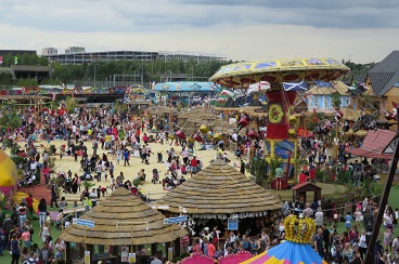 Queen Elizabeth Olympic Park Is The Place To Be This Half Term Holiday With Activities Keep Whole Family Entertained Throughout Week