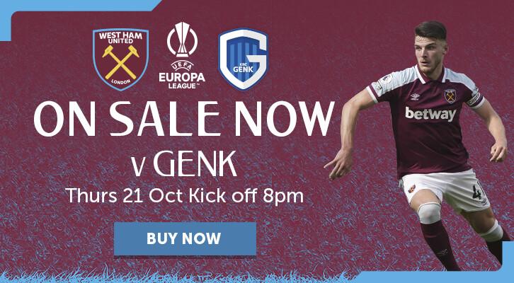 Genk ticket promo graphic