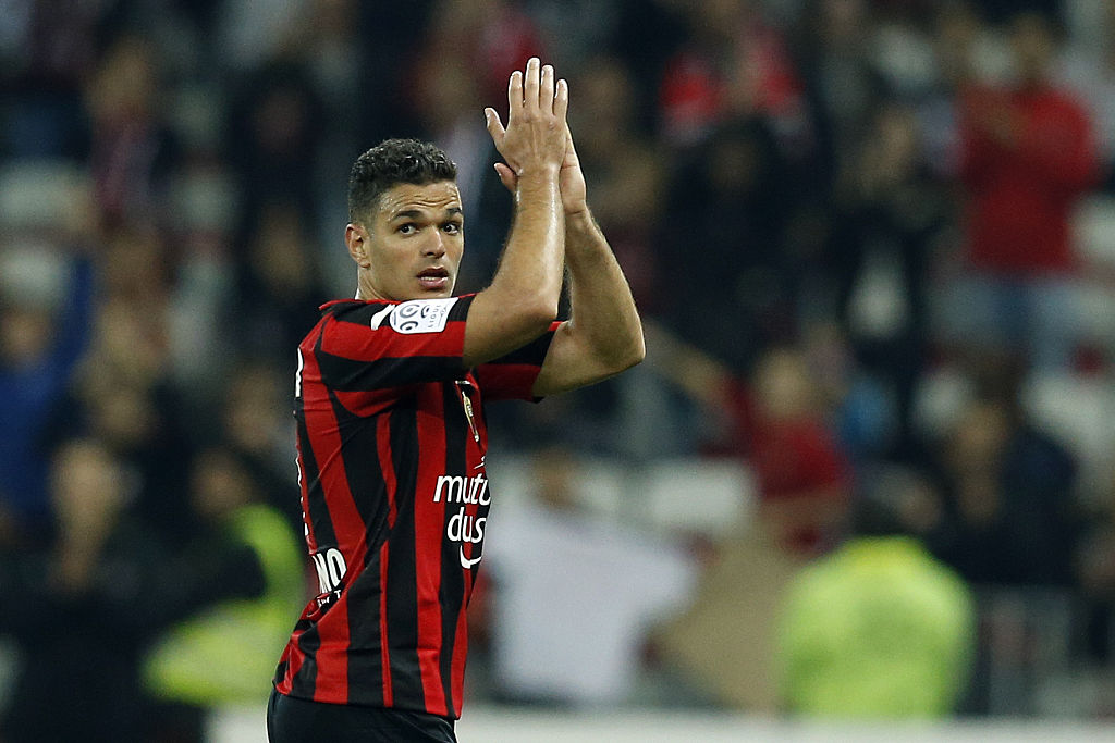 Hatem Ben Arfa's ourageous talent inspired Saïd Benrahma at Nice
