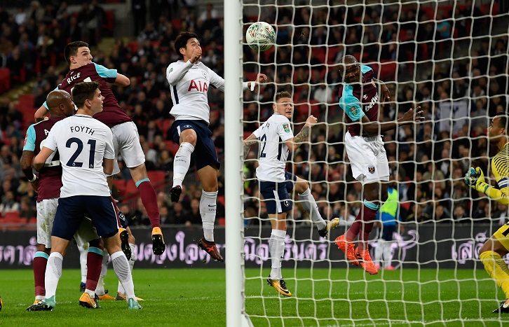 Angelo Ogbonna scores his Wembley winner