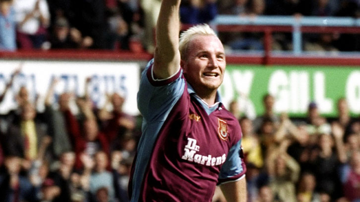 John Hartson became West Ham United's club-record signing in February 1997