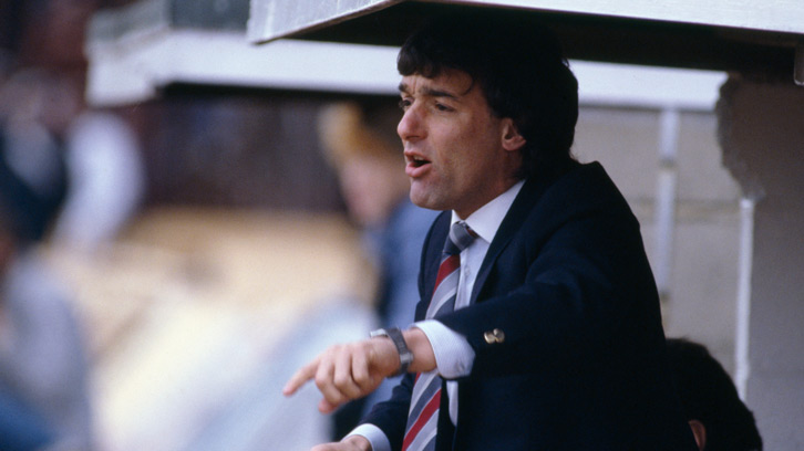 Lou Macari was appointed West Ham United manager in July 1989
