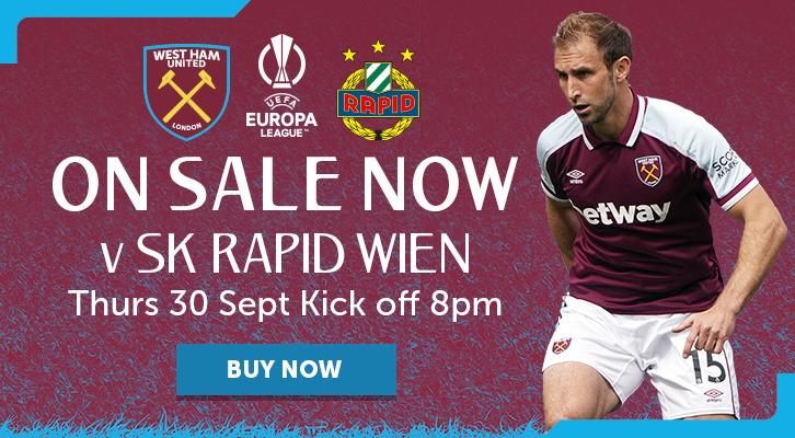 Rapid Vienna tickets now on sale