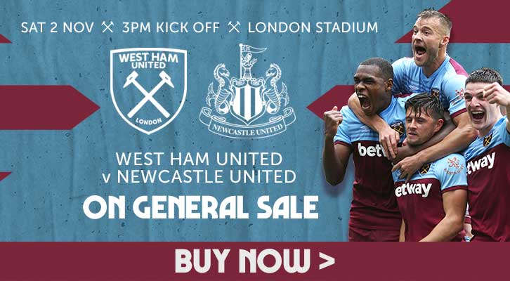 Newcastle United General Sale