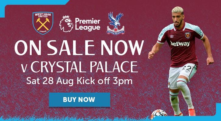 Crystal Palace tickets