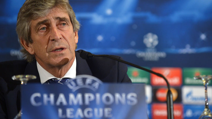 Manuel Pellegrini has led four different clubs into the UEFA Champions League