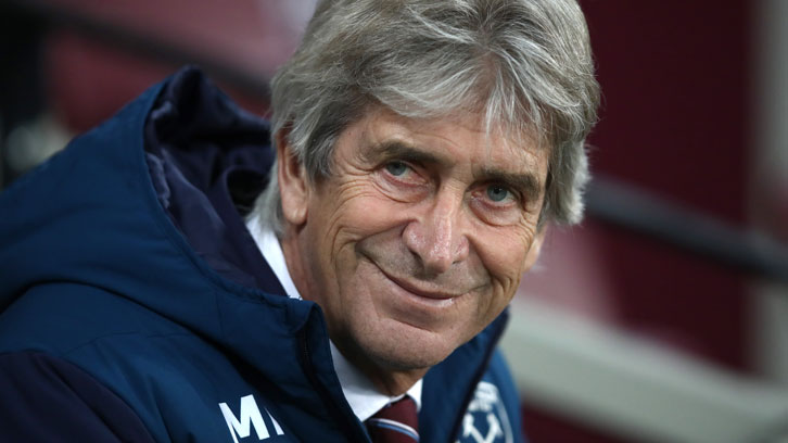 Manuel Pellegrini will have been pleased with his team's second-half display