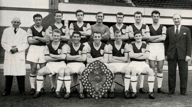 1958 Second Division champions