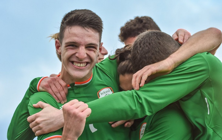 Declan Rice and the Republic of Ireland U21s are top of their European Championship qualifying group