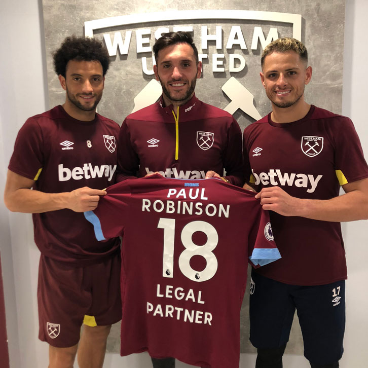 61faa286 West Ham United signs with first Official Legal Partner | West Ham ...