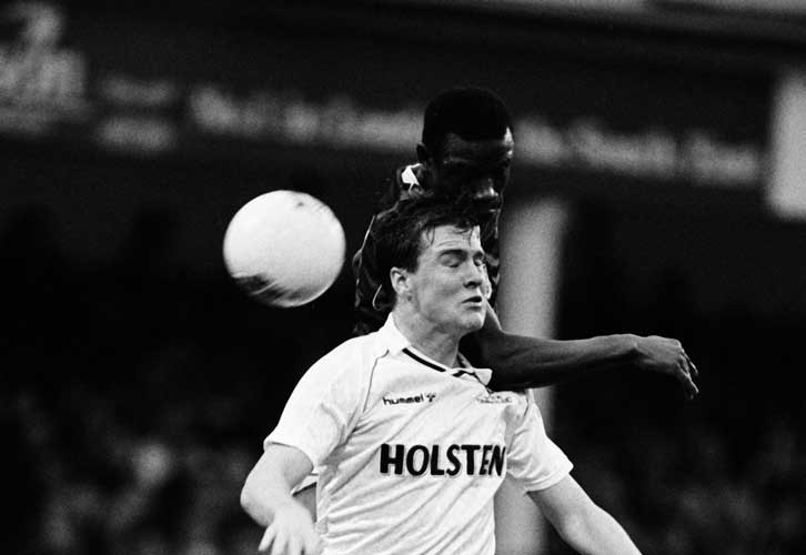 Leroy Rosenior in action for the Hammers
