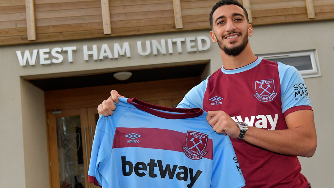 Saïd Benrahma wants to put on a show in a West Ham United shirt