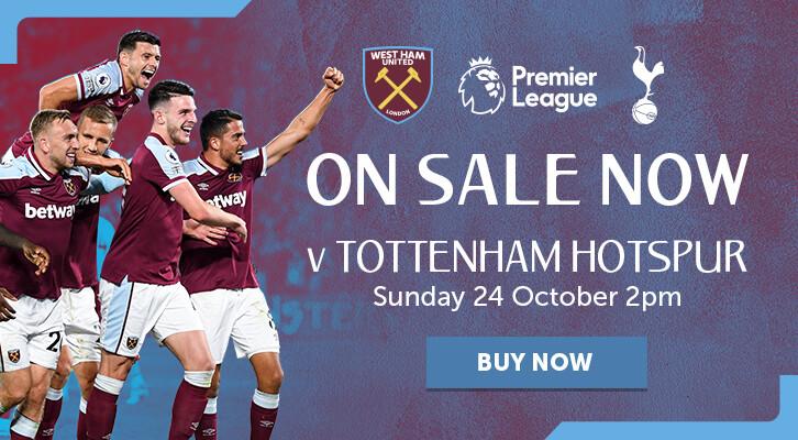 Tottenham tickets