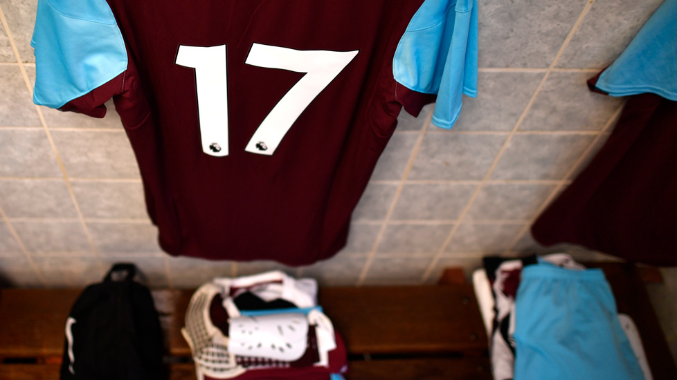 West Ham United 39 S 2017 18 Squad Numbers Revealed West