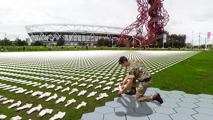 Shrouds of the Somme