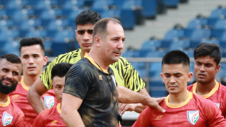Igor Stimac was appointed India manager in May 2019