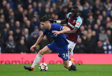 West Ham earn a point at Stamford Bridge