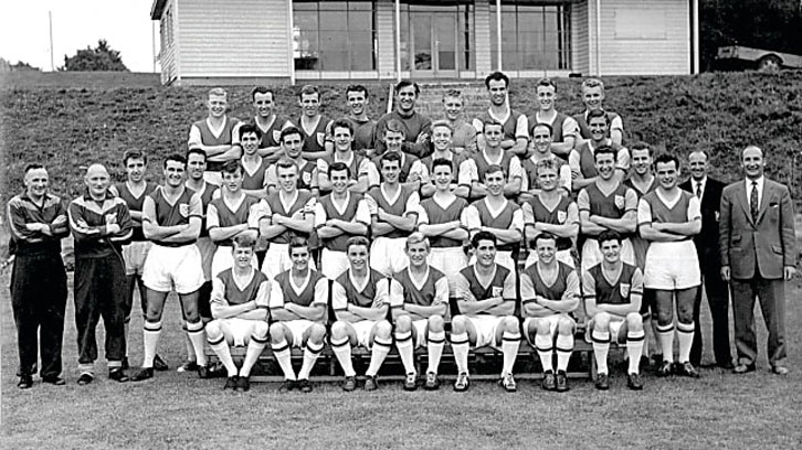 West Ham United 1957/58