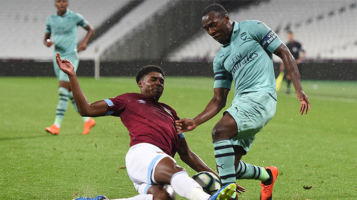 Support U23s at London Stadium