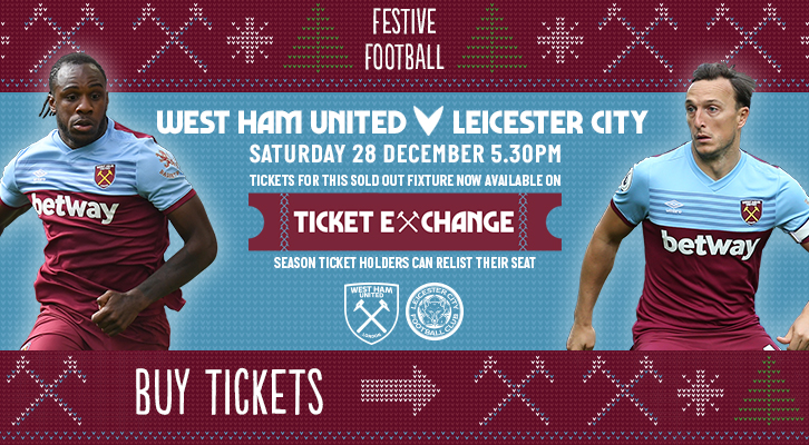 Leicester City Ticket Exchange