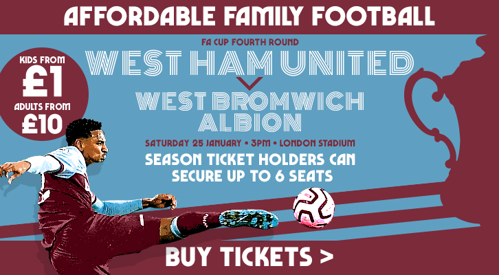 West Brom tickets