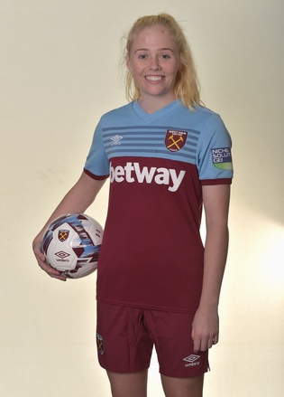 Grace Fisk signs for West Ham United