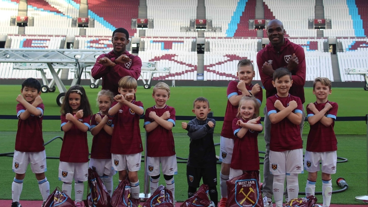 Havering College partner with West Ham