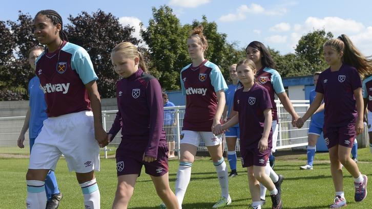 Date set for West Ham United Ladies junior trials  4d15f28c9