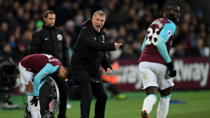 Moyes issues instructions to Masuaku