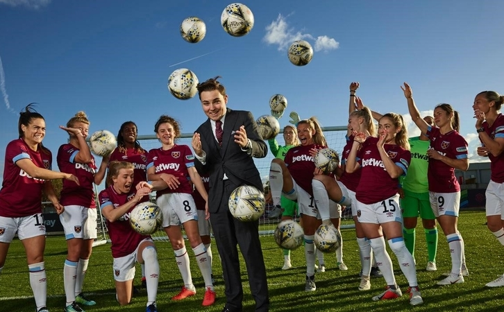 Britain's Youngest Football Boss
