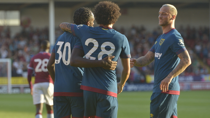 Anderson, Antonio and Arnie