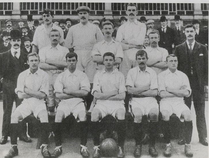 Đội hình West Ham United năm 1900