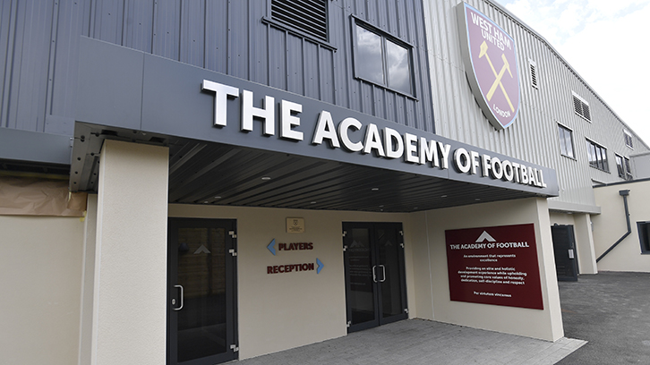 The Academy of Football at Chadwell Heath