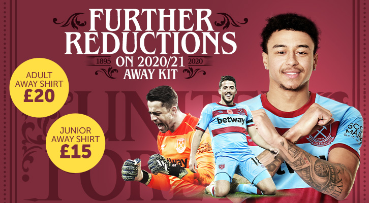Away kit sale